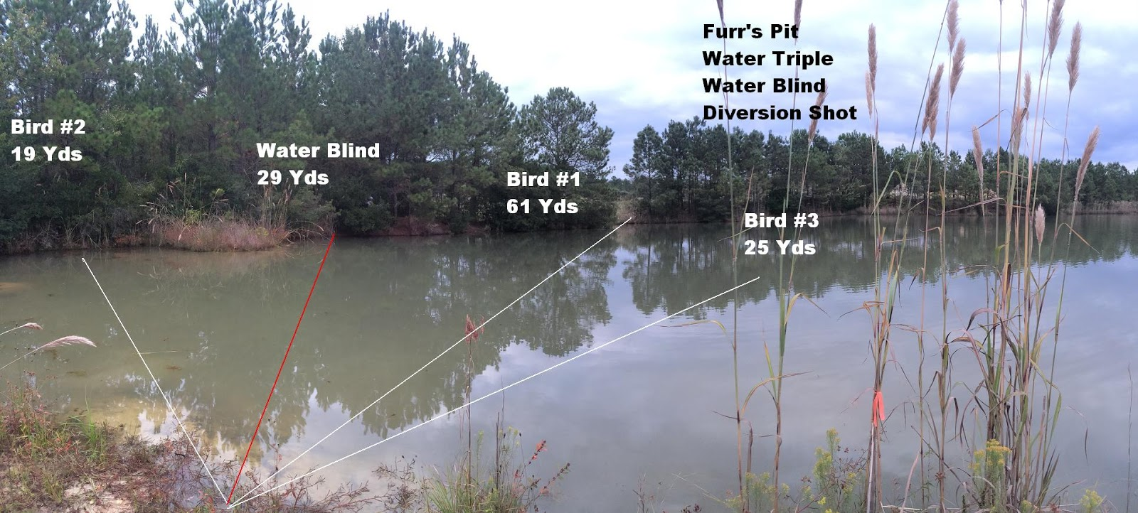 2015 diagrams byrd s campground furr s pitt wood duck for Duck pond water